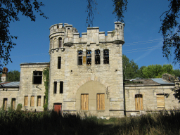 Замок у черных ворот