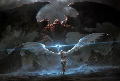 Ангелы и люди