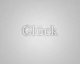 Gluck - Рубец