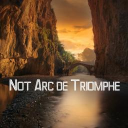 Not Arc de Triomphe