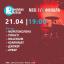1-й отборочный тур фестиваля Revolution Moscow-2019